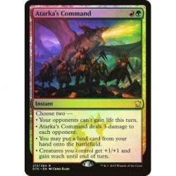 Atarka´s Command Foil