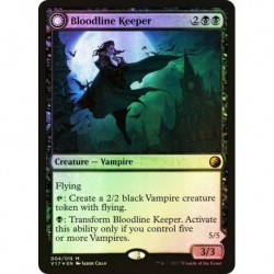 Bloodline Keeper/lord Of Lineage