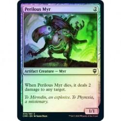 Perilous Myr (foil)
