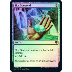 Sky Diamond (foil)