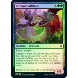 Annoyed Altisaur (foil)