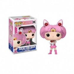 Funko Pop 295 Sailor Moon - W2 - Sparkle Chibi Moon