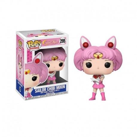 Funko Pop 295 Sailor Moon - W2 - Sparkle Chibi Moon
