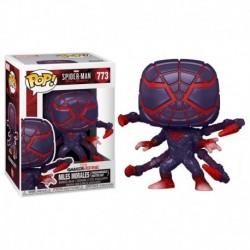 Funko Pop 773 Marvel´s Spider-man Miles Morales (programmable Matter Suit)