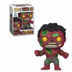 Funko Pop 790 Marvel Zombies - Red Hulk