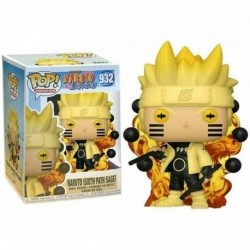 Funko Pop 932 Naruto Six Path Sage