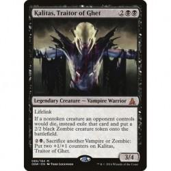 Kalitas, Traitor Of Ghet(traidor Del Gueto)