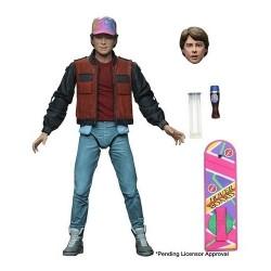 Back To The Future 2 Marty Mcfly Volver Al Futuro