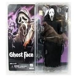 "Scream - Ghost Face - 8"" Clothed Retro Figure - Neca"