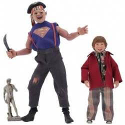 """The Goonies 2-pack 8"""" Clothed Figures"""