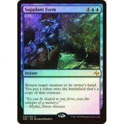 Supplant Form (foil)
