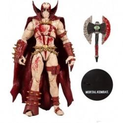 Mortal Kombat Spawn Blood Feud Hunter Mcfarlens Toys