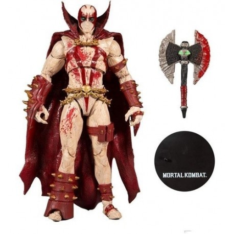 Mortal Kombat Spawn Blood Feud Hunter Mcfarlens Toys