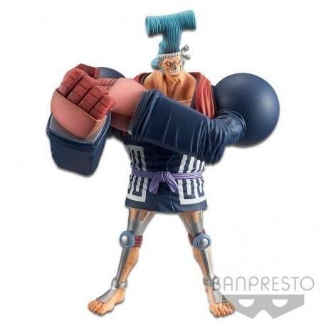 One Piece Dxf Franki Banpresto