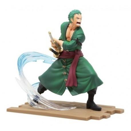 One Piece Log Life Selection Vol1 Ronronoa Zoro Banpresto