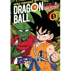 Dragon Ball Color: Saga Piccolo 01