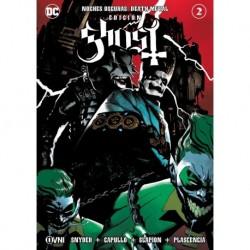Noches Oscuras: Death Metal 02 Edición Ghost