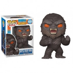 Funko Pop 1020 Godzilla Vs Kong - Battle-ready Kong