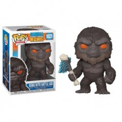 Funko Pop 1021 Godzilla Vs Kong - Kong With Battle Axe