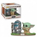 Funko Pop 407 Star Wars The Mandalorian - The Child With Egg Canister Deluxe