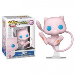Funko Pop 643 Pokemon - Mew