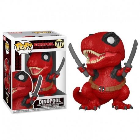 Funko Pop 777 Deadpool 30th - Dinopool