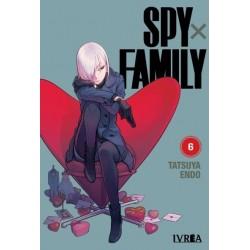 Spyxfamily 06