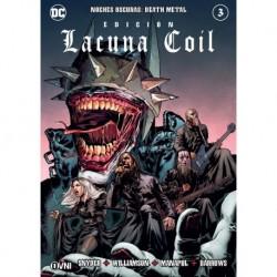 Noches Oscuras: Death Metal 03 Edición Lacuna Coil