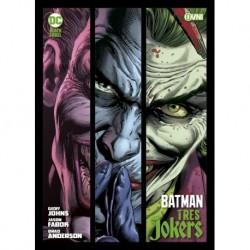 Black Label - Batman: Tres Jokers (deluxe)