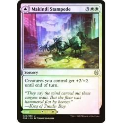 Makindi Stampede // Makindi Mesas (foil)