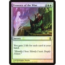 Presence Of The Wise (foil)