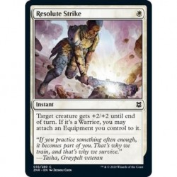 Resolute Strike (foil)