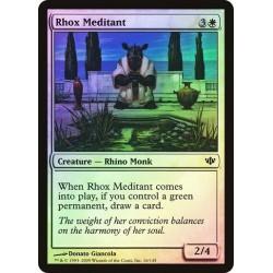 Rhox Meditant(foil)