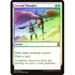 Second Thoughts (foil)