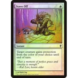 Stave Off (foil)