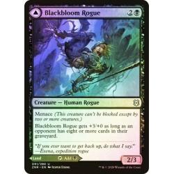 Blackbloom Rogue // Blackbloom Bog (foil)
