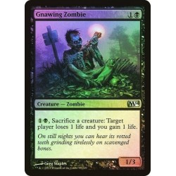 Gnawing Zombie (foil)