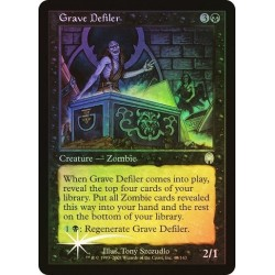 Grave Defiler (foil)