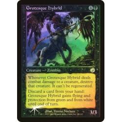 Grotesque Hybrid (foil)