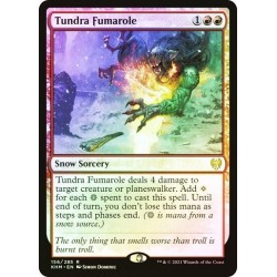 Tundra Fumarole Foil