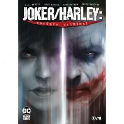 Black Label - Joker/harley: Cordura Criminal