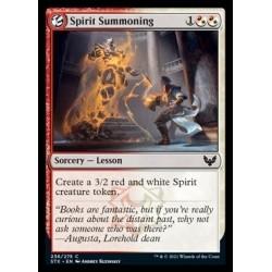 Spirit Summoning