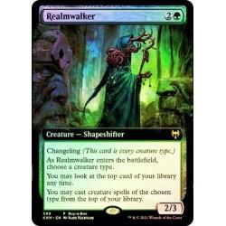 Realmwalker (extended Art) Foil