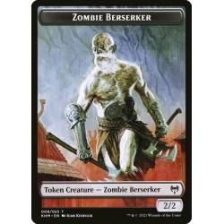 Zombie Berserker Token