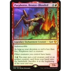 Purphoros, Bronze-blooded Foil