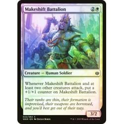 Makeshift Battalion (foil)