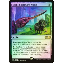 Transmogrifying Wand (foil)