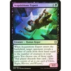 Acquisitions Expert (foil)