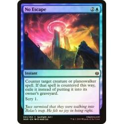 No Escape (foil)