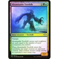 Abominable Treefolk (foil)